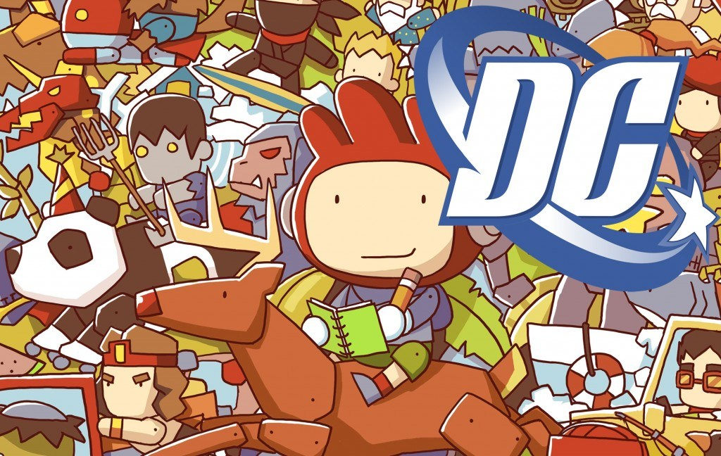 Next Scribblenauts Set in DC Universe, Expect Batman, Joker and Harley Quinn