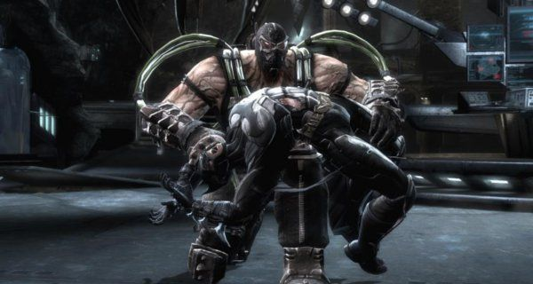 Injustice Gods Among Us Bane Moves Combos and Strategy Guide