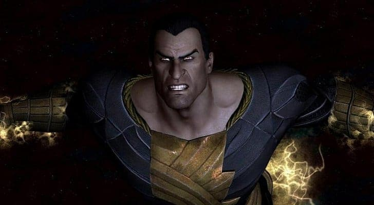Injustice: Gods Among Us Black Adam Moves, Combos and Strategy Guide