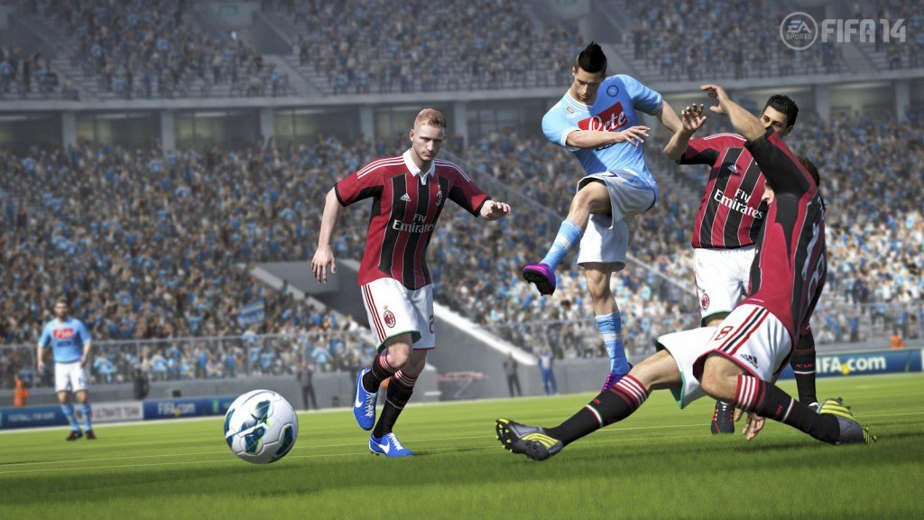 FIFA 14 Will Feature Top 19 Brazilian Football Clubs