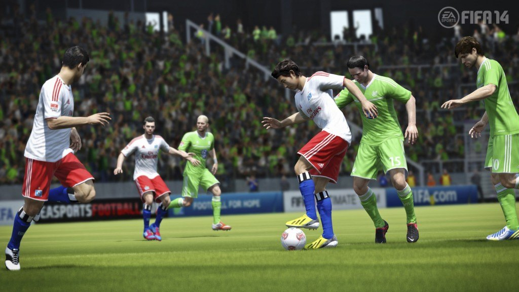 FIFA 14 Skills Tutorials, Moves Tricks and Combos Guide