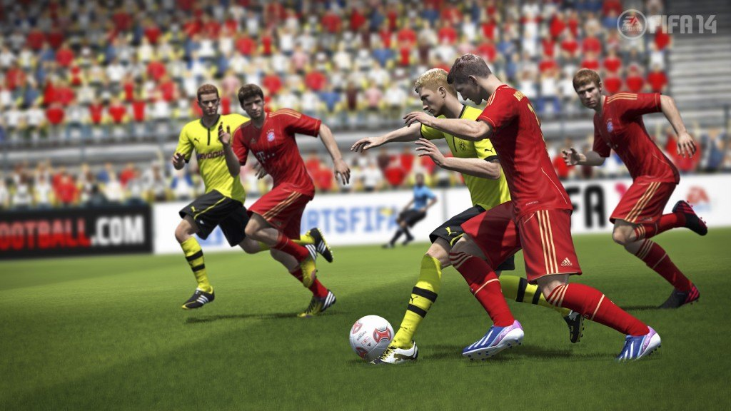 FIFA 14 Pro Clubs Guide - Tips, Skills, Formations, Roles