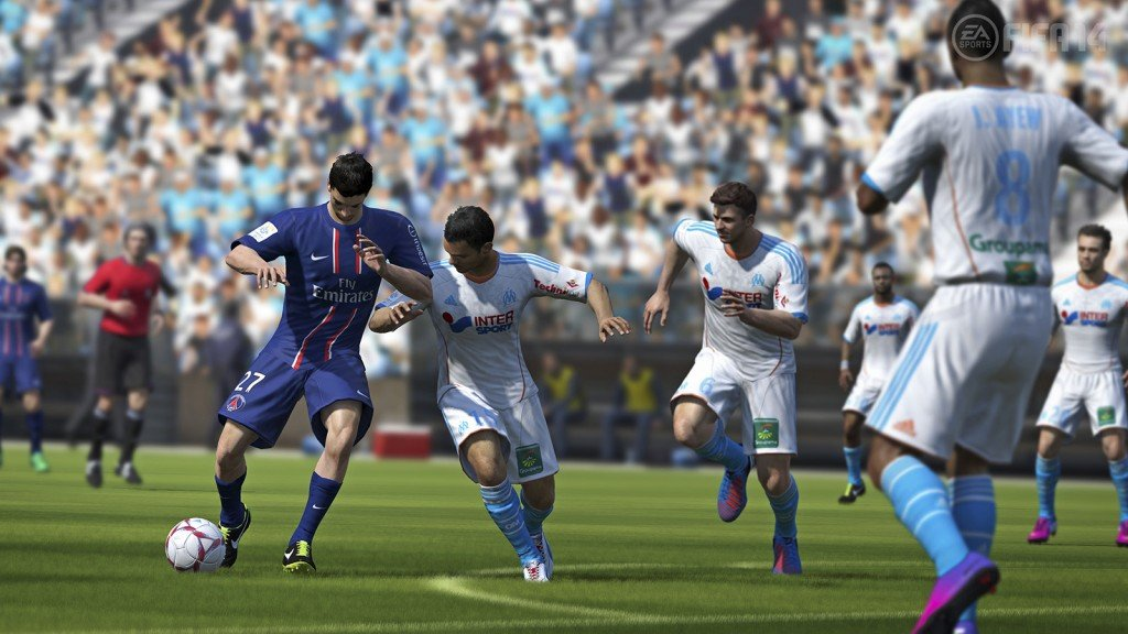 FIFA 14 Custom Tactics Guide  Build Up Play, Chance Creation and Defending