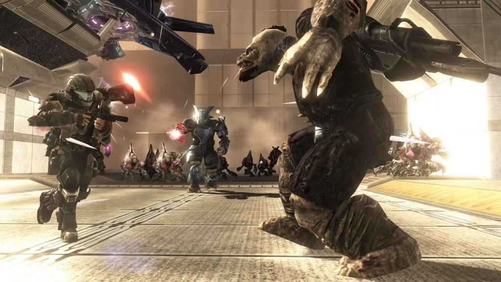 Halo 3: ODST Available on Xbox 360 Games on Demand