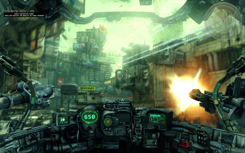 Hawken Coming to Steam Next Week