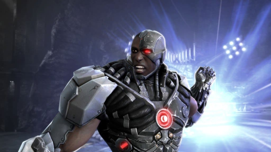 Injustice: Gods Among Us Cyborg Moves, Combos and Strategy Guide
