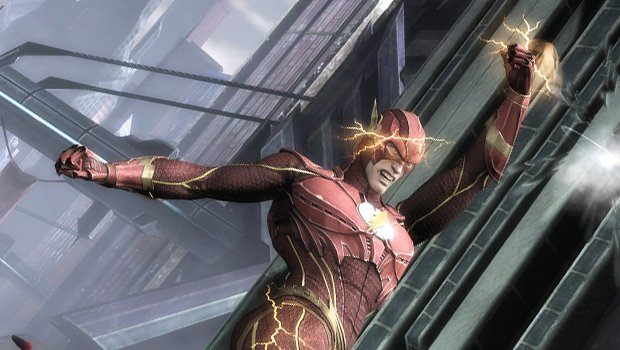 Injustice Gods Among Us Flash Moves Combos and Strategy Guide