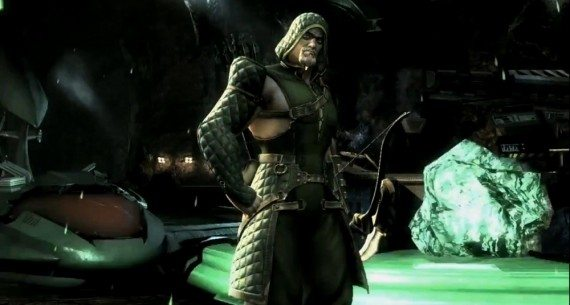 Injustice Gods Among Us Green Arrow Moves Combos and Strategy Guide