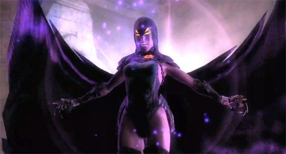 Injustice: Gods Among Us Raven Moves, Combos and Strategy Guide