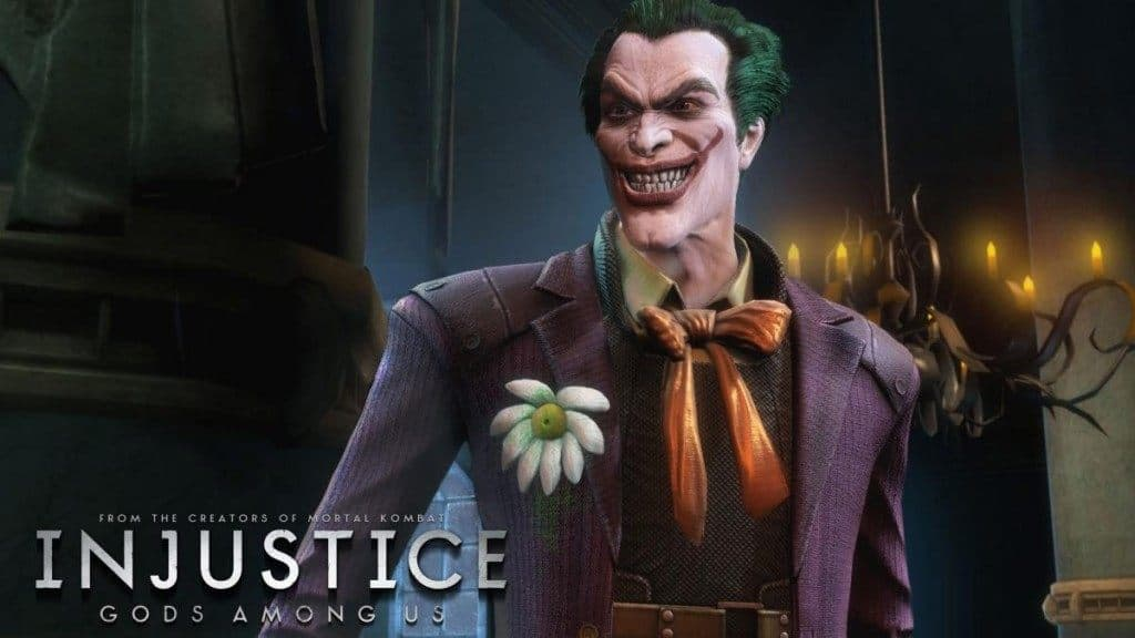 Injustice: Gods Among Us Takes First Place in UK Games Chart