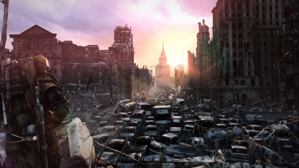 Metro: Last Light's FOV Adjustable in PC Version