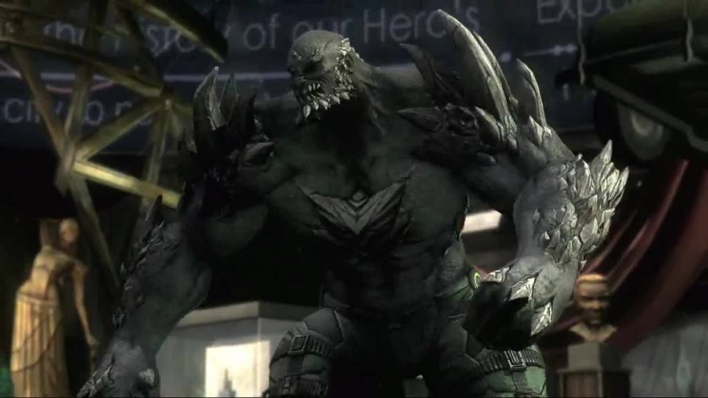 Injustice Gods Among Us Doomsday Moves Combos and Strategy Guide