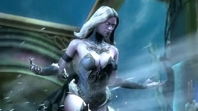 Injustice: Gods Among Us Killer Frost Moves, Combos and Strategy Guide