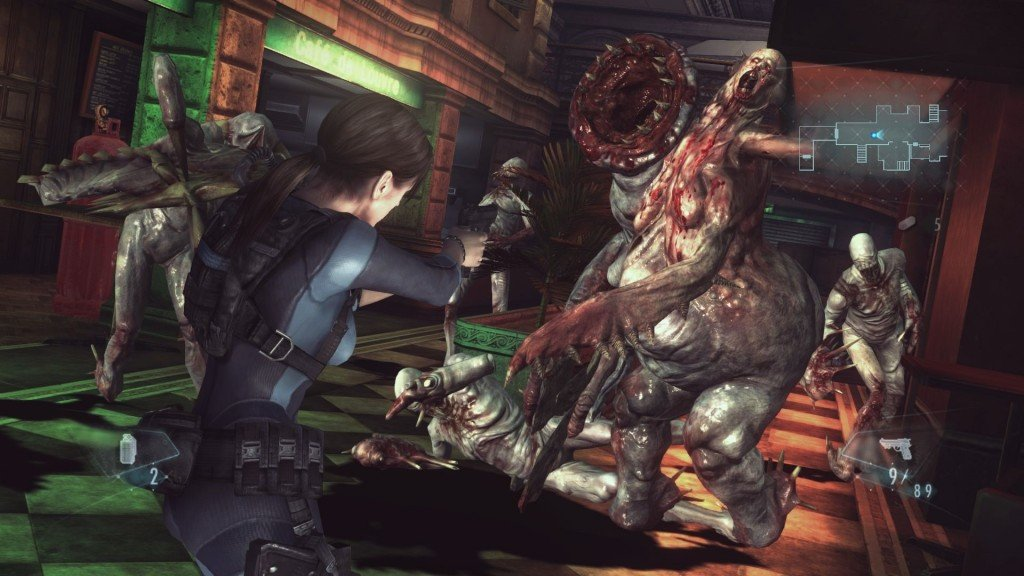 Resident Evil Revelations Steam Puzzle Solution Guide