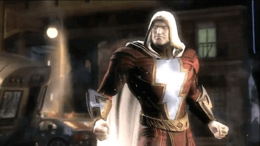 Injustice: Gods Among Us Shazam Moves, Combos and Strategy Guide