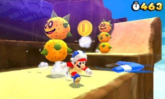 3D Mario for Wii U Looking at October Release