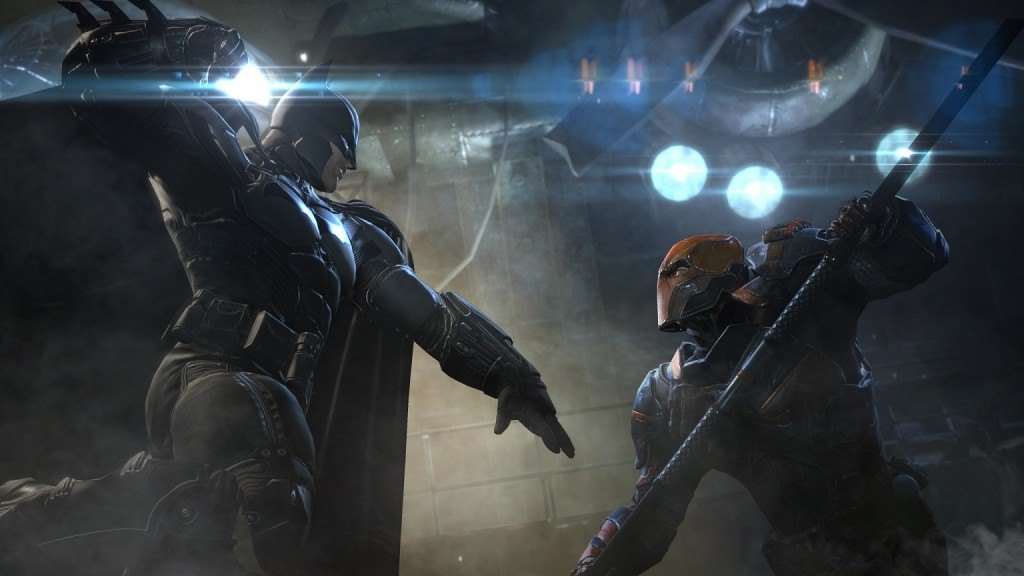 Batman: Arkham Origins Uses Steamworks on PC Instead of GFWL