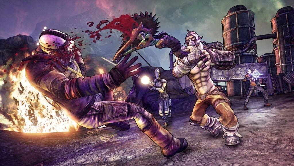Borderlands 2 Psycho Krieg Builds Guide - Bloodlust, Mania and Hellborn