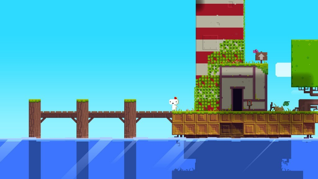 Fez Sells 105k Units in 48 Hours From Steam Sales