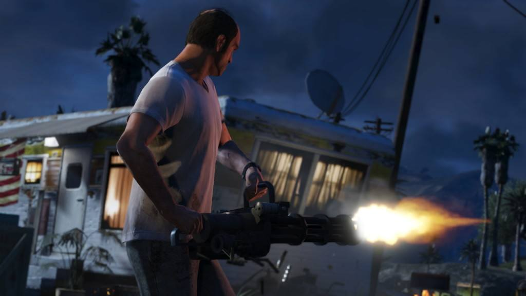 GTA V Results in Huge Boost to Retail Business