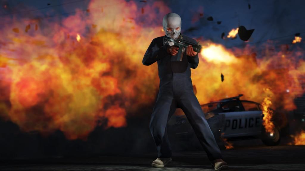 Boost Your Rep in GTA Online through Crew Hierarchies