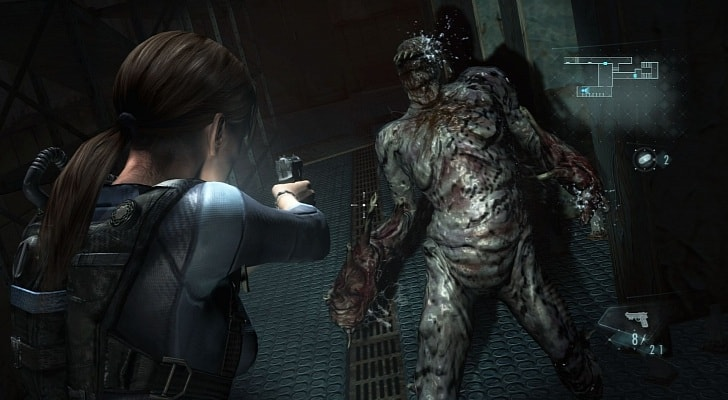 Resident Evil Revelations Enemy Locations 'Research Complete' Guide