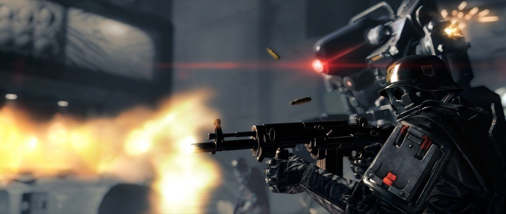 Wolfenstein: The New Order Runs at 1080p 60 FPS on Both PS4 and Xbox One