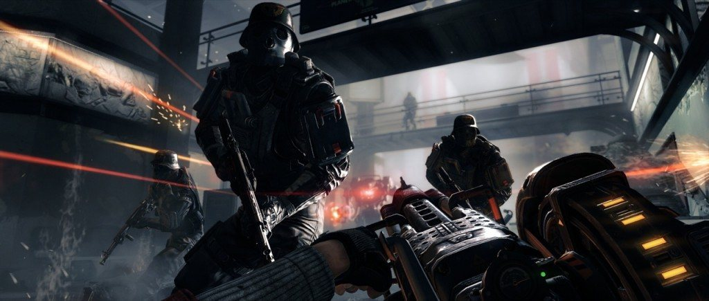 Wolfenstein: The New Order Neumond Records Locations Guide