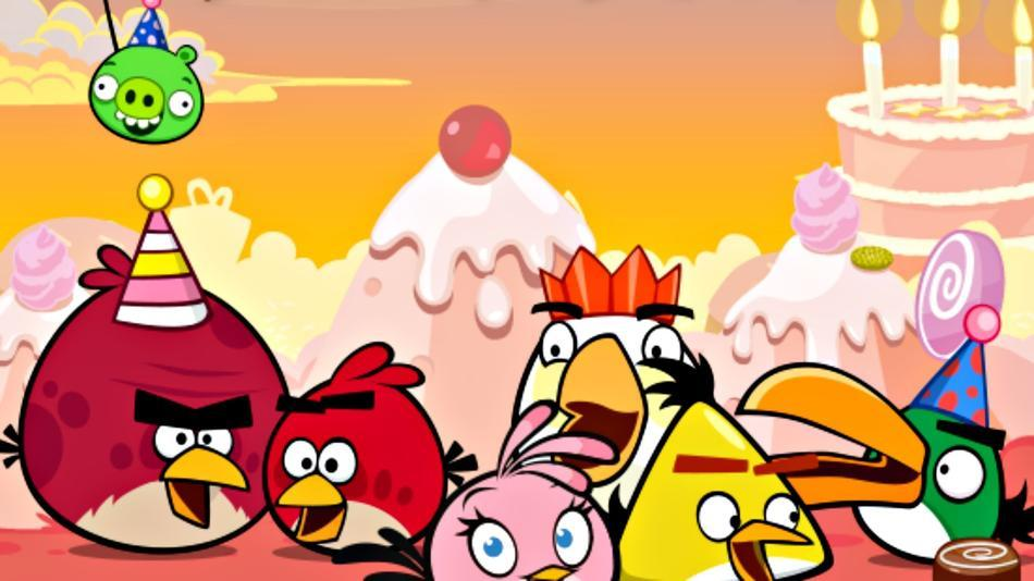 Angry Birds Feature Film Scheduled for July, 2016 Release