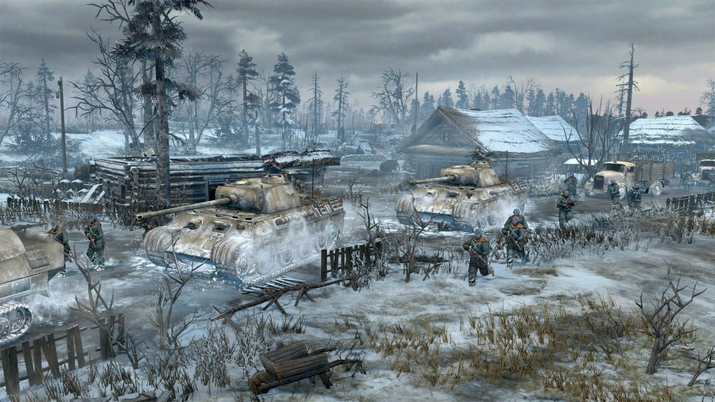Company of Heroes 2 Multiplayer Build Orders Strategy Guide