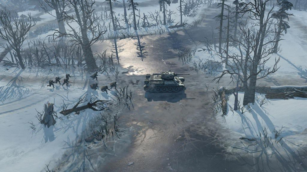 Company Of Heroes 2 Soviet Units Guide - Abilities, Veterancy and Upgrades