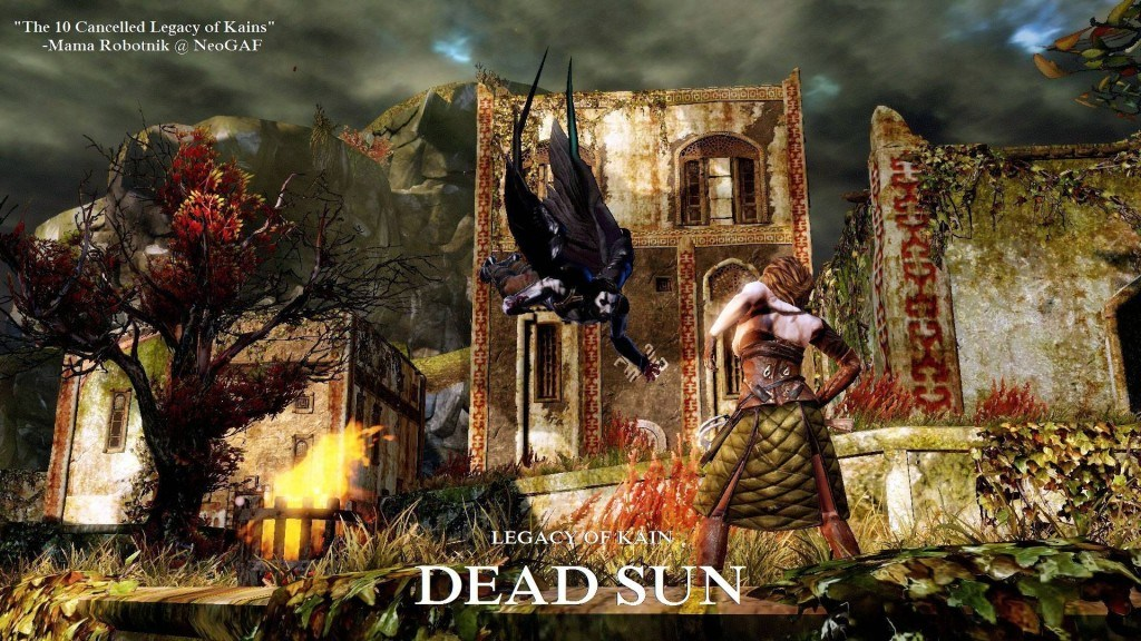 Legacy of Kain: Dead Sun - Square Enix Confirms the Game was Cancelled