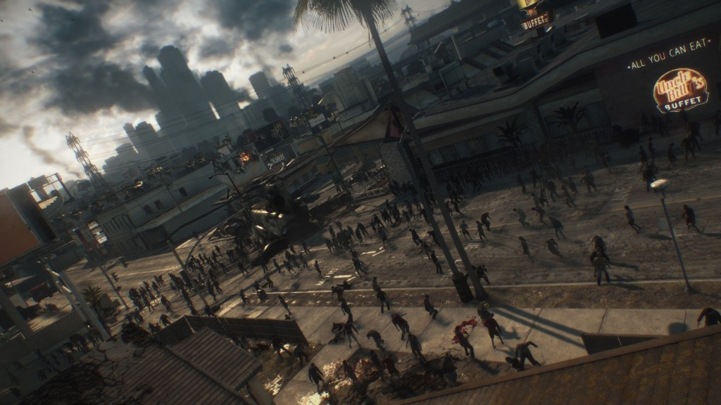 Dead Rising 3 Introduces the Nightmare Mode