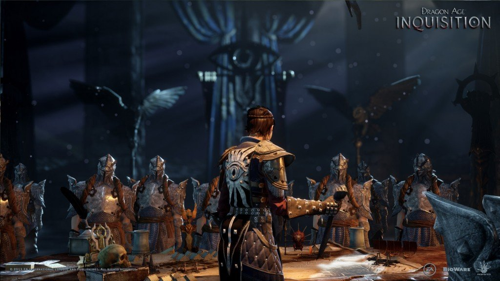 Dragon Age: Inquisition Information Blowout