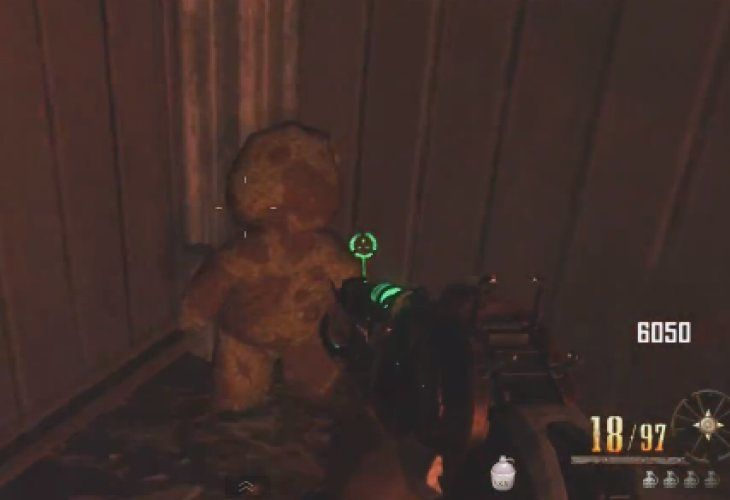 Black Ops 2 Buried Easter Egg