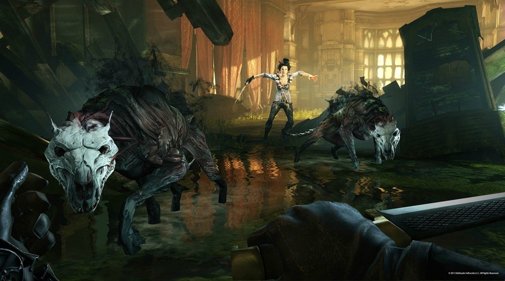 Dishonored: The Brigmore Witches DLC to Conclude Daud's Chapter