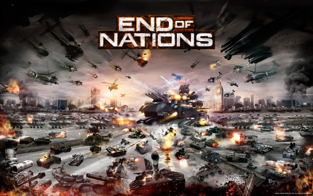 End of Nations is now a Tactical MOBA