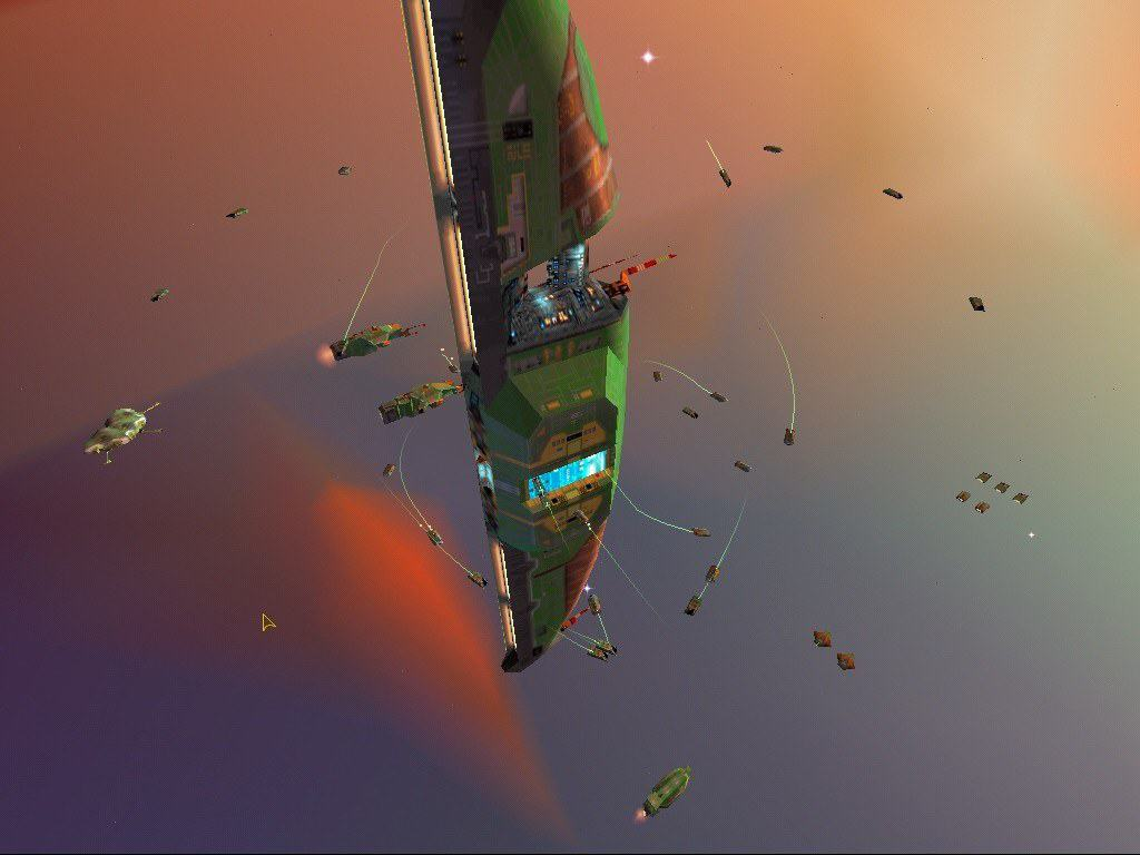 Gearbox Remastering Homeworld 1 and 2
