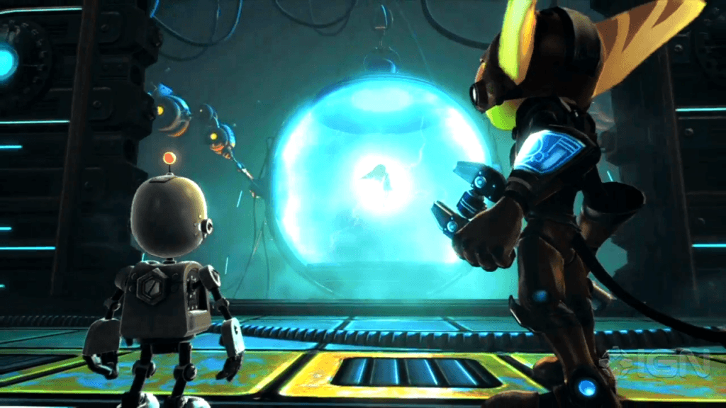 ratchet and clank into the nexus