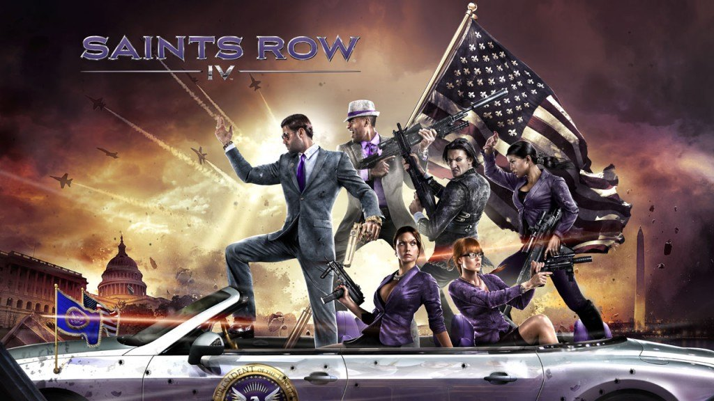 Saints Row 4 Refused Classification By Australian Government
