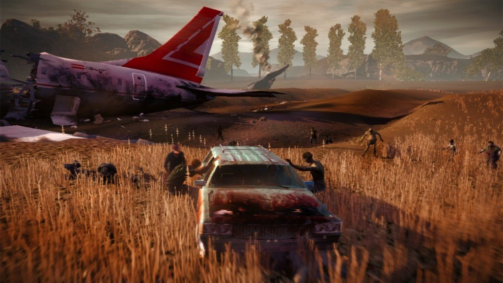 Modified Version of State of Decay Submitted to Australian Classification Board