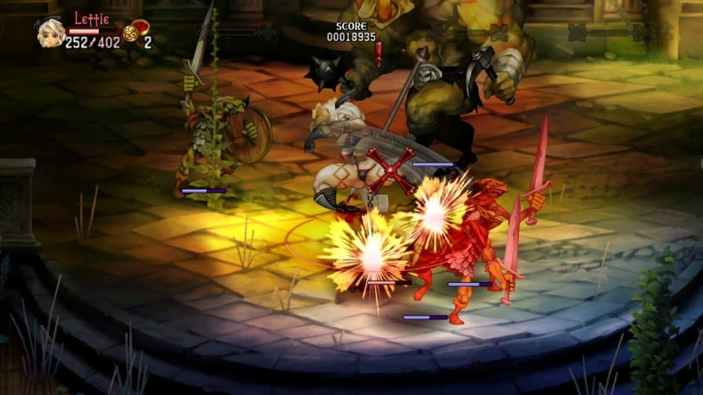 Dragon's Crown Amazon Builds, Combat and Skills Guide