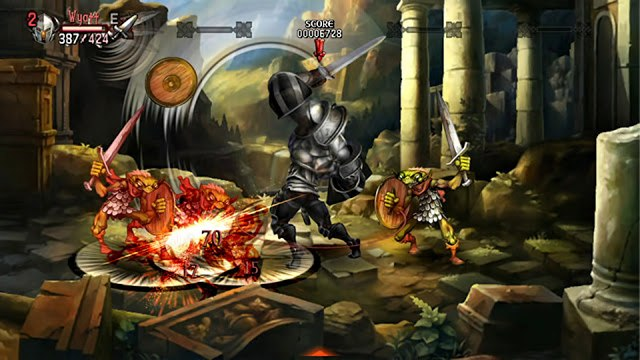 Dragon's Crown Fighter