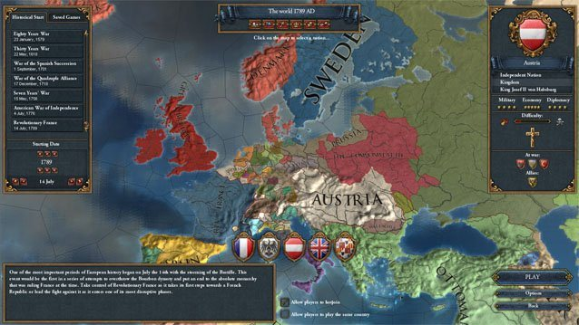 """Europa Universalis IV: Wealth of Nations Focuses on """"Trade and Economy"""""""