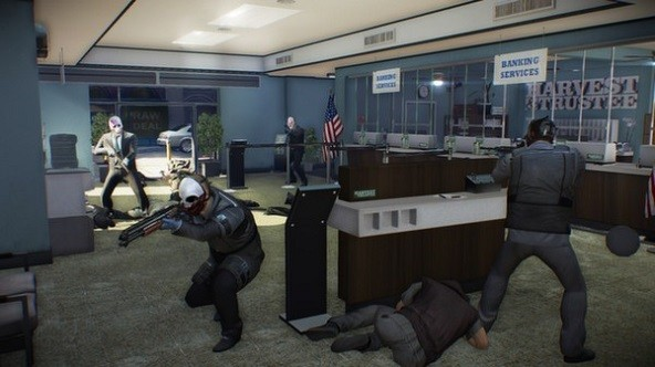 Payday 2 Four Stores Heist Walkthrough Guide - Pro, Stealth and Overkill