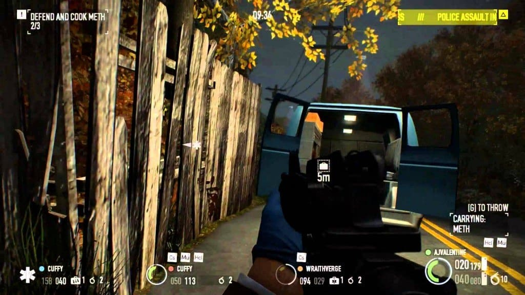 Payday 2 Rats Heist Guide Walkthrough Guide - Pro, Stealth and Overkill