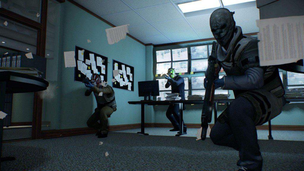 Payday 2 Watch Dogs
