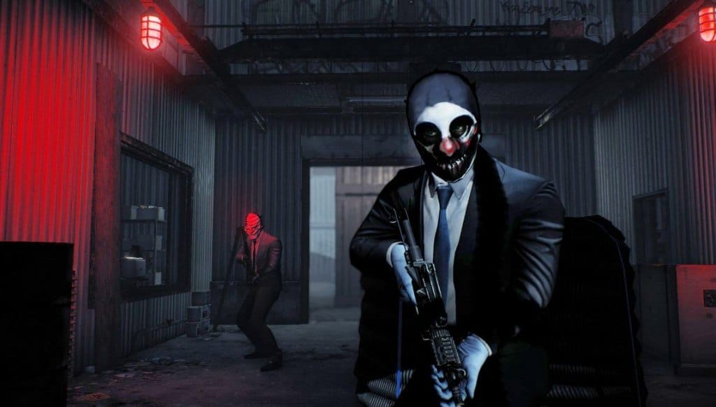 PayDay 2 Tops UK Charts, Minecraft Slumps to Second
