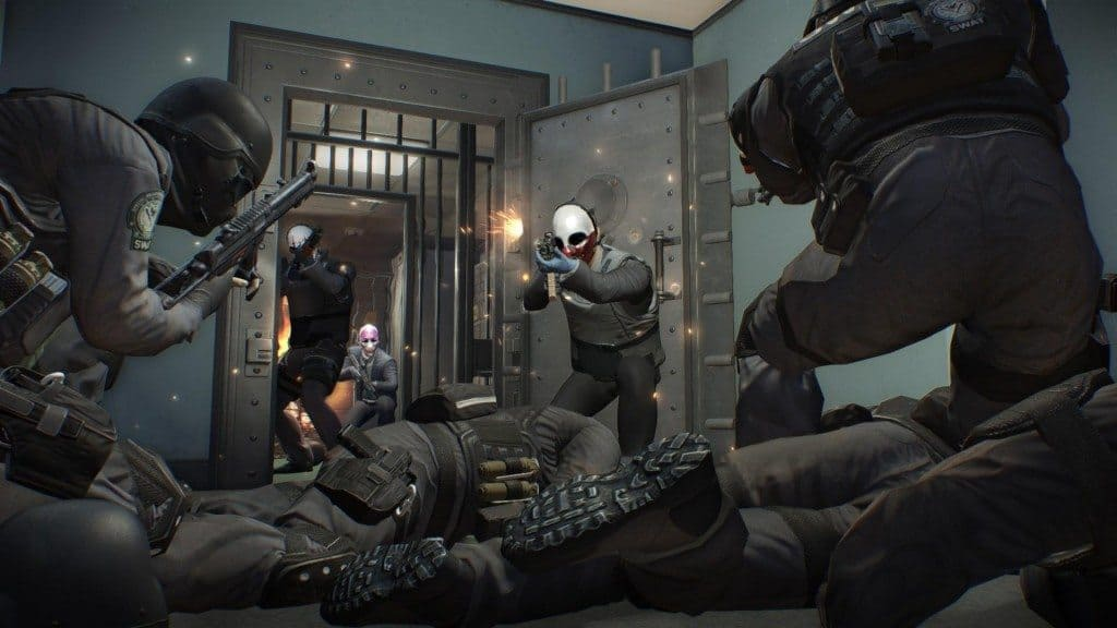 Payday 2 Enforcer Builds Guide - Which Skills To Unlock