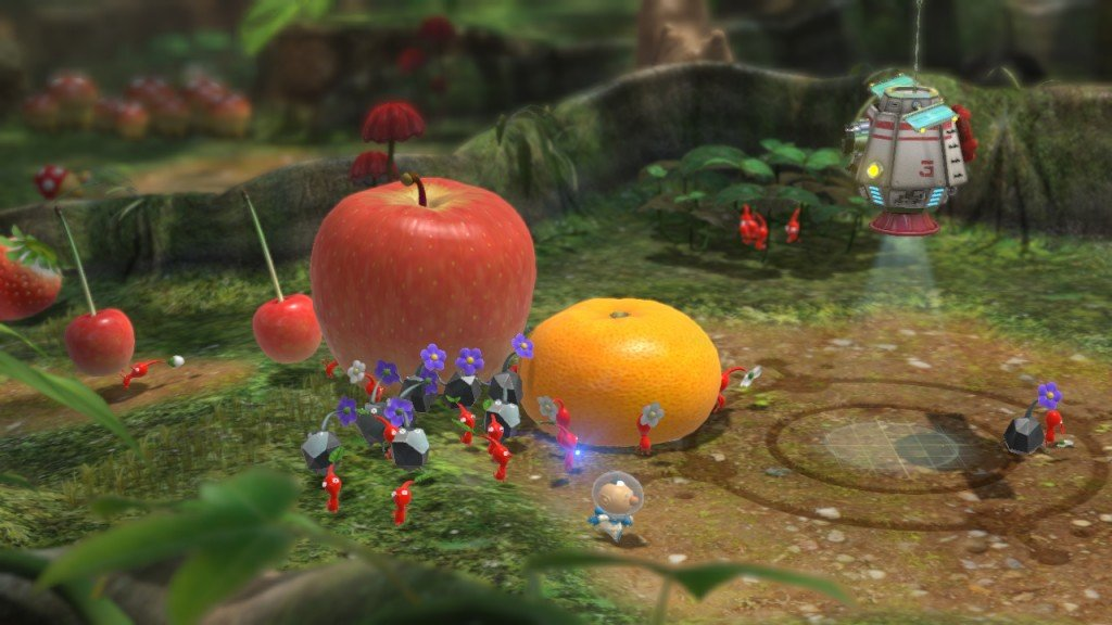 Pikmin 3 Collect Treasure Missions Guide